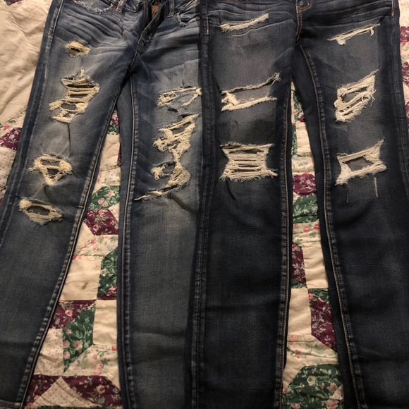 New American Eagle LR jeans 8